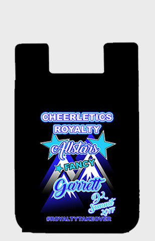 Cheerletics Royalty D2 Summit POUCH