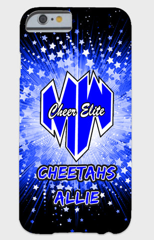 Midwest Elite Cheer Burst Stars