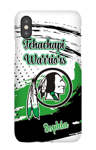 CELL CASE-Tehachapi Warriors