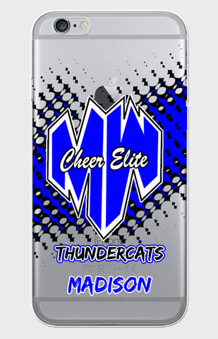 Midwest Elite Cheer Blast Stamp