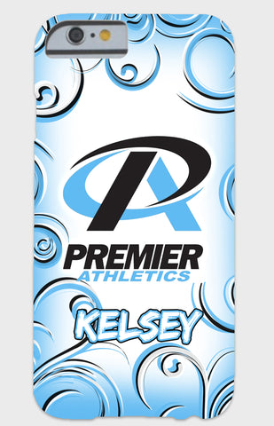 Premier Athletic Blue Swirl