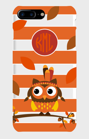 Thanksgiving Owl