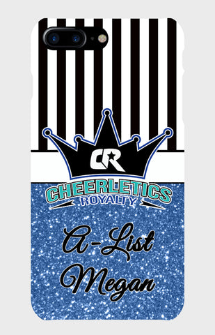 Cheerletics Royalty Stripes & Sparkles
