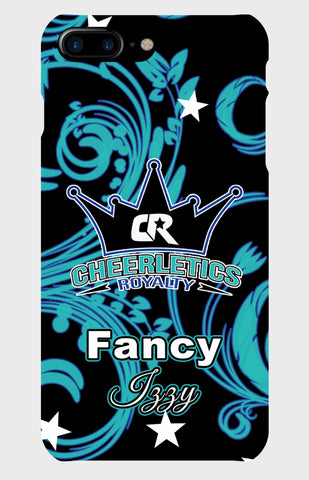 Cheerletics Royalty Swirls & Stars