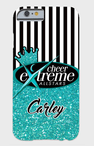 CEA Stripes & Faux Glitter