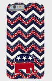 Republican Chevron Design