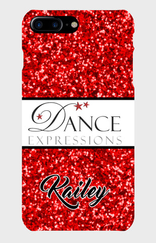 Dance Expressions Faux Glitter