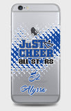 Just Cheer Blast Stamp