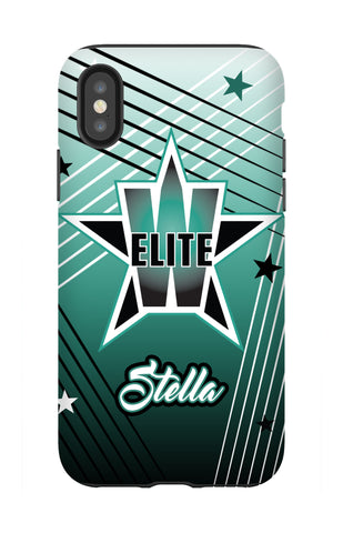 CELL CASE LINES & STARS-WYLIE ELITE