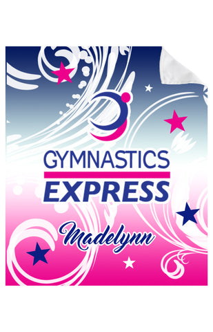 Gymnastic Express Blanket