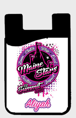 MAINE STARS D2 Summit Pouch