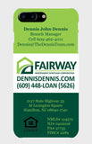 Fairway Mortgage Business Card Case