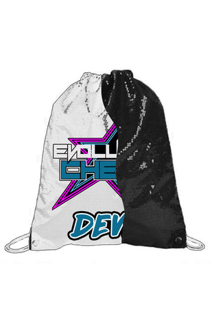 DRAWSTRING BAG-EVOLUTION CHEER