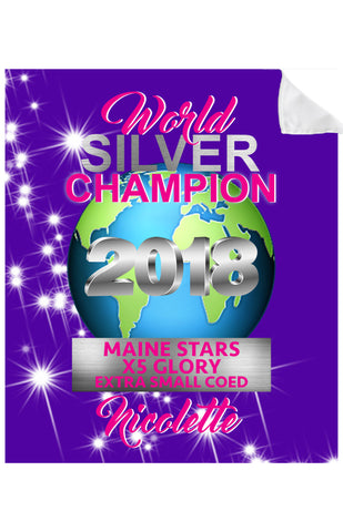 MAINE STARS WORLDS Blanket
