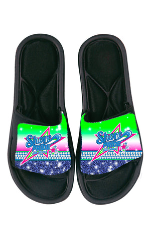 SANDAL SLIDES-SHORE PRIDE