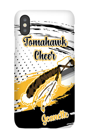 CELL CASE-Tomahawk Cheer