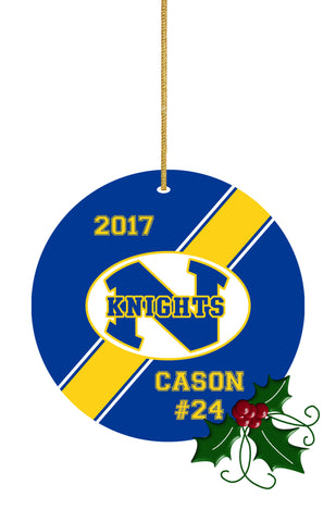 KNIGHTS-ORNAMENT DESIGN #2