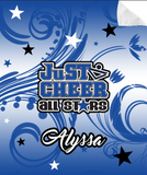 JUST CHEER BLANKET