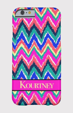 Colorful Chevron Design