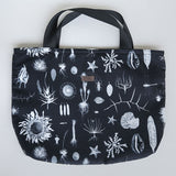 Weekend Bag - Natural Curiosities (black)