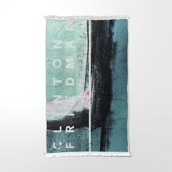 Towel - Abstract 01