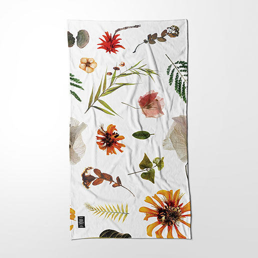 Bath Towel - Garden Party