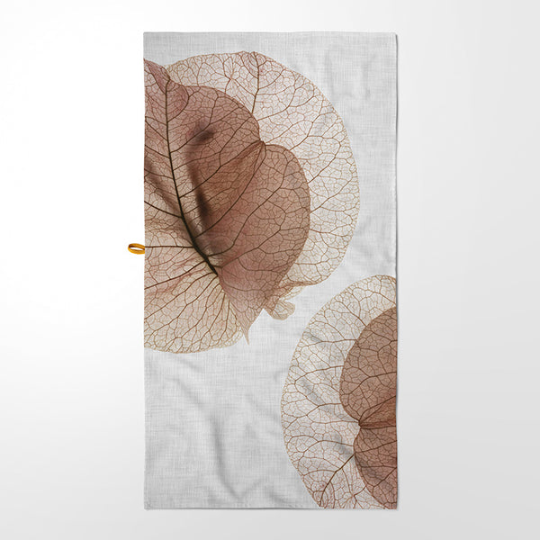 Kitchen Towel - Bougainvillea glabra
