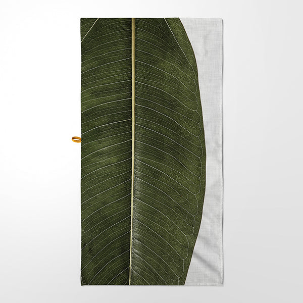 Kitchen Towel - Ficus Foliage 01