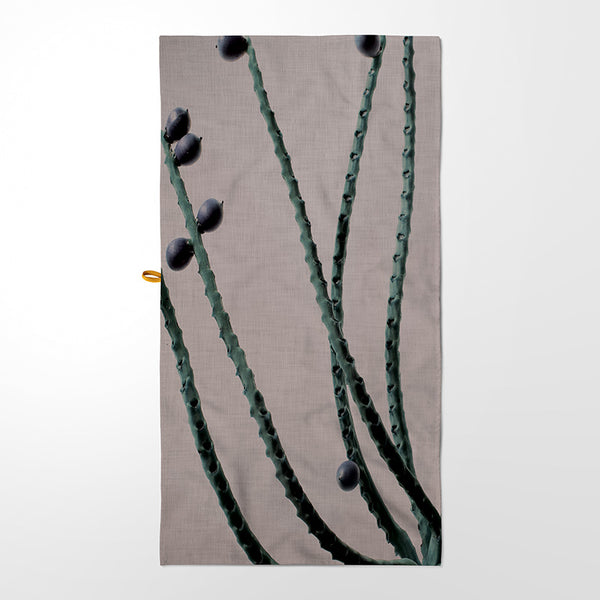 Kitchen Towel - Palm Seeds