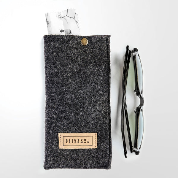 Spectacle Case - Natural Curiosities (white)