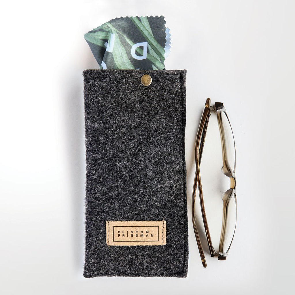 Sunglasses Case - Coastal Palm