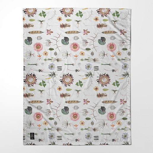 Table Cloth - Natural Curiosities (colour)