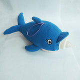 Baby Feeding Bottle Plush Insulation Dolphin Bag