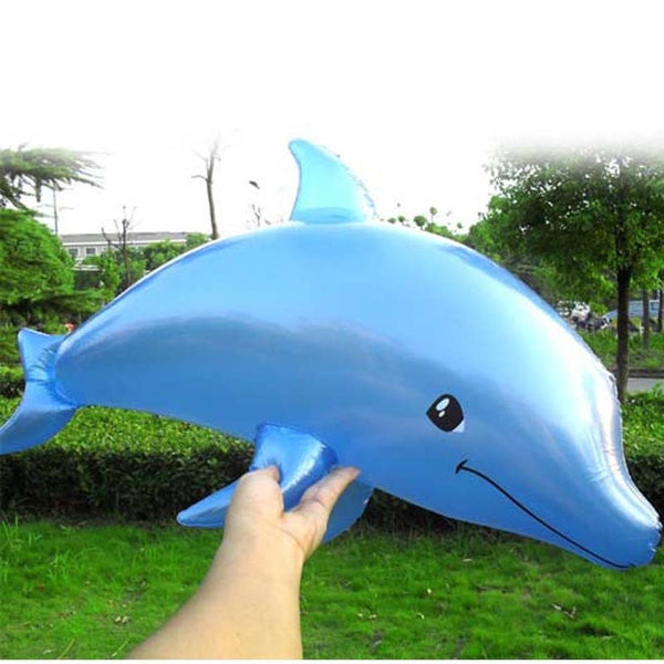 Large Inflatable Dolphin For Pool/Beach