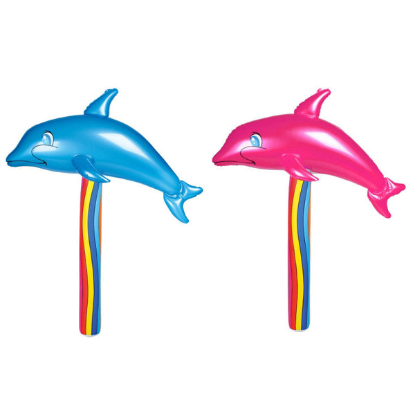 Cute Inflatable Dolphin Hammer - Perfect Kids Fun !!