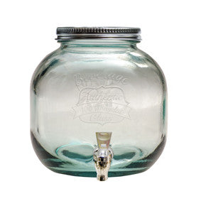 BEVERAGE JAR BOTTLE ECO FRIENDLY BULK LIQUID STORAGE RETAIL
