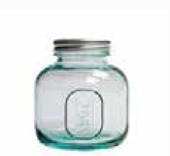 Jar 350 ML Embossed 350 G