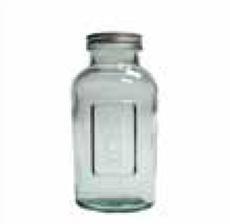 Jar 500 ML Embossed 500 G