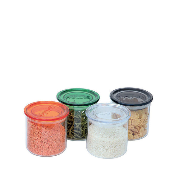 GLASS JAR ECO FRIENDLY BULK STORAGE RETAIL