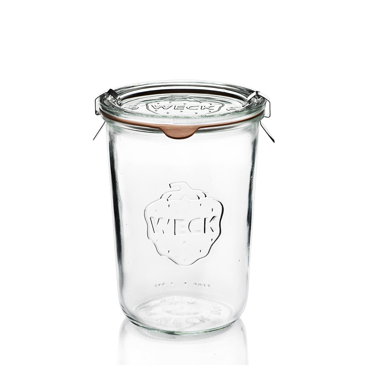 BULK FOOD GLASSWARE JAR RETAIL STORAGE