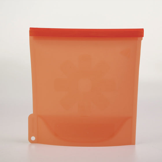 FOOD BULK STORAGE RETAIL ORGANIC SILICONE POUCHES