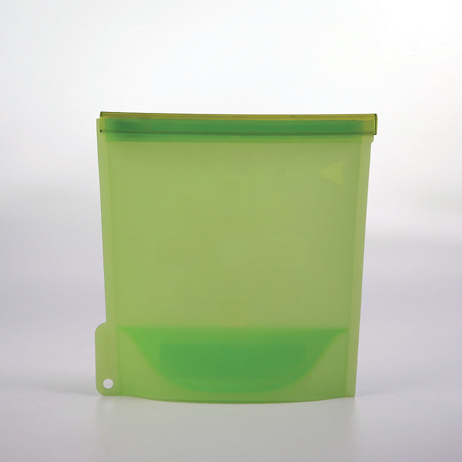 FOOD BULK STORAGE RETAIL SILICONE POUCHES