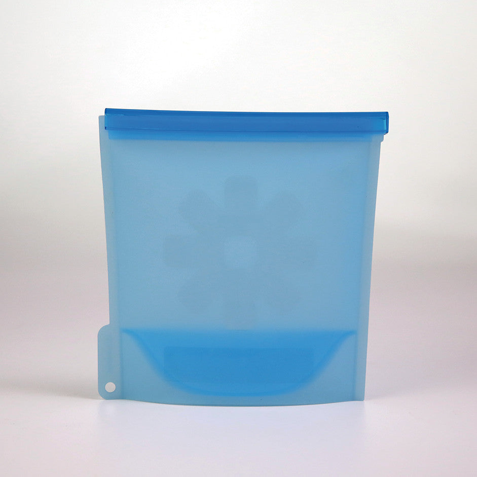 FOOD BULK STORAGE RETAIL REUSABLE SILICONE POUCHES