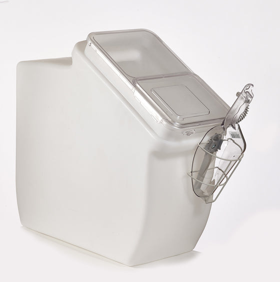 SPARE PARTS BULK STORAGE RETAIL ORGANIC SCOOP BIN
