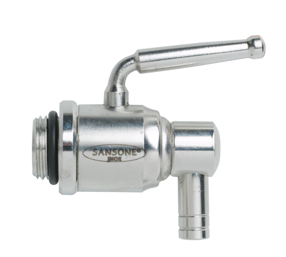 SPARE PARTS BULK STORAGE RETAIL SPIGOT METALLIC DRUM
