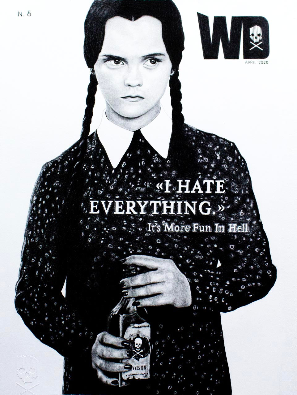 I Hate Everything Wayne Danza n°8 Acid Gallery