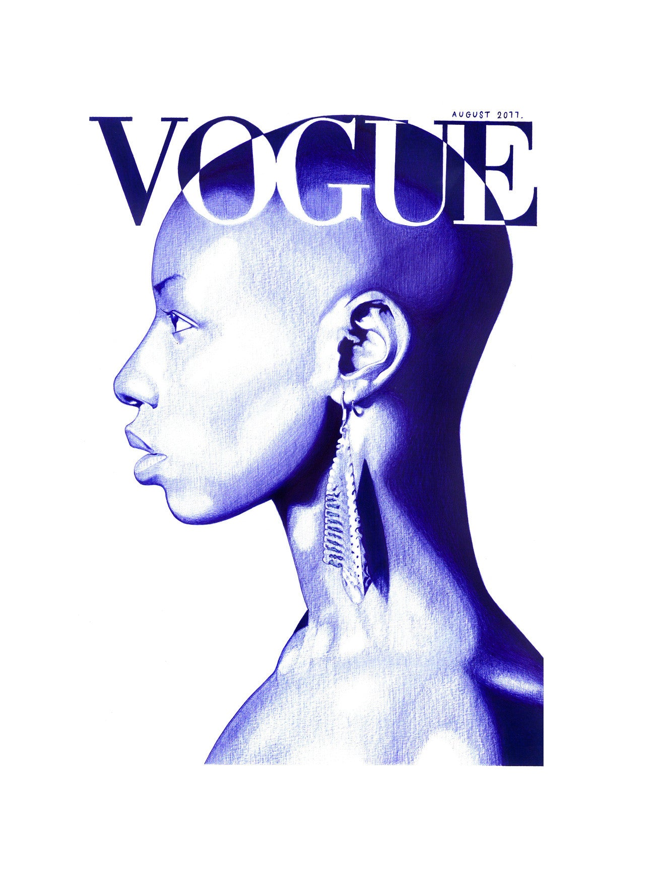 Wayne DANZA - Vogue Africa, August 2011