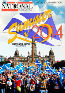 THE NATIONAL MAGAZINE: THE SUMMER OF INDEPENDENCE -BULK BUY X5