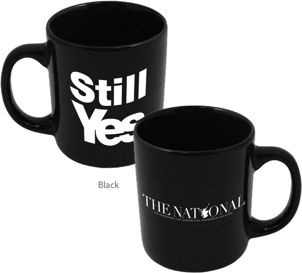 The National Mug -  Black