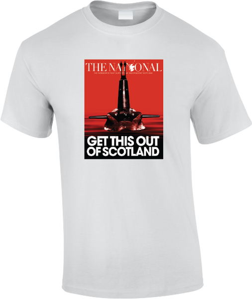 The National T-shirt - Trident